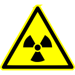 Nuclear warning image