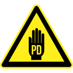 pd issue sign