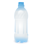 Pet bottle vector graphics
