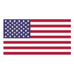 Pixelated Flag