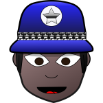 police woman d