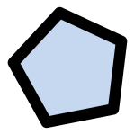 primary 14 polygon