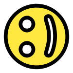 primary emoticon