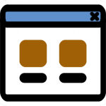 primary view icon
