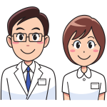Medicine doctor and nurse