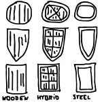 request Medieval Shields 2015060657