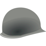 US helmet vector