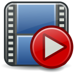 Media player sign