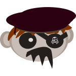 roll pirate