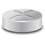 Router 3d graphic icon