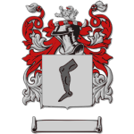Coat of Arms - Gilman - 1