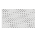 Metal pattern sheet