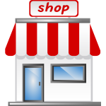 Vector illustration of storefront v