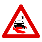 Speed kills roadsign vector image