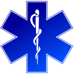 Vector image of emergency medical service