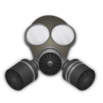 Gas Mask Vector Art