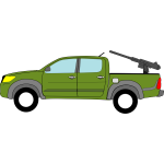 toyota hilux technical