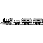 Locomotive set