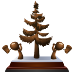 trophy street creator wood