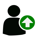 User enabled icon