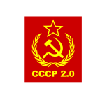 Soviet Union graphic symbol