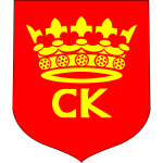 Vector illustration of coat of arms of Kielce City