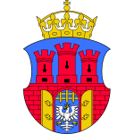 Vector clip art of coat of arms of Krakow City