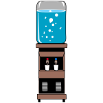 Water cooler image