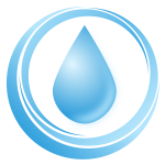 Water elements symbol