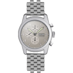 Wristwatch with chronometer vector image