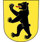Vector emblem of Bretzwil City