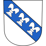 Vector graphics of coat of arms of Illnau City