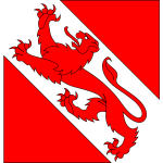 Vector graphics of coat of arms of Pfäffikon