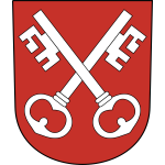 Embrach coat of arms vector image