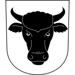 Urdorf coat of arms vector image