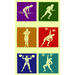 Workout Icons