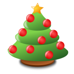 Christmas Icon Vector Graphics